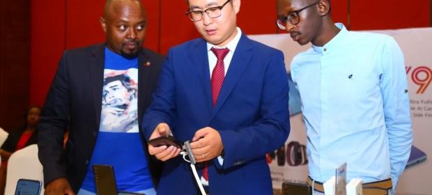 Huawei Y9s pre orders in Kenya
