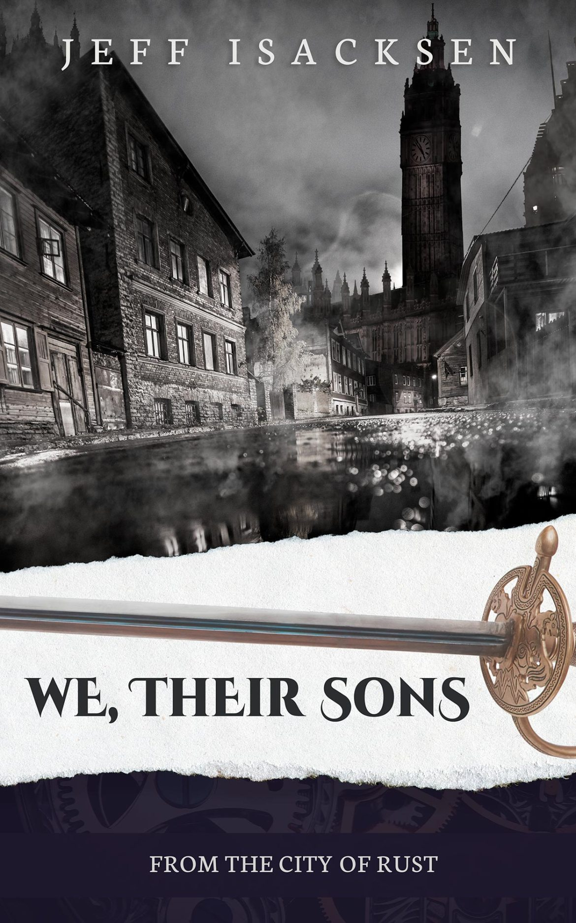 We, Their Sons by Jeff Isacksen