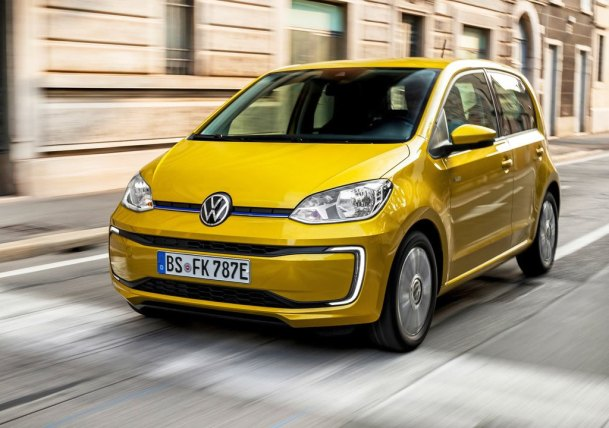 2020 volkswagen e-up