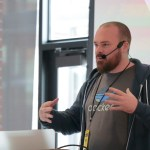 Doug Cone presenting at LoopConf 2018