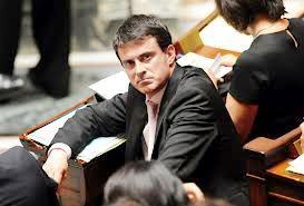 Valls la menace