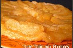recette bio-tarte tatin aux pommes caramélisés avec une pâte brisée maison