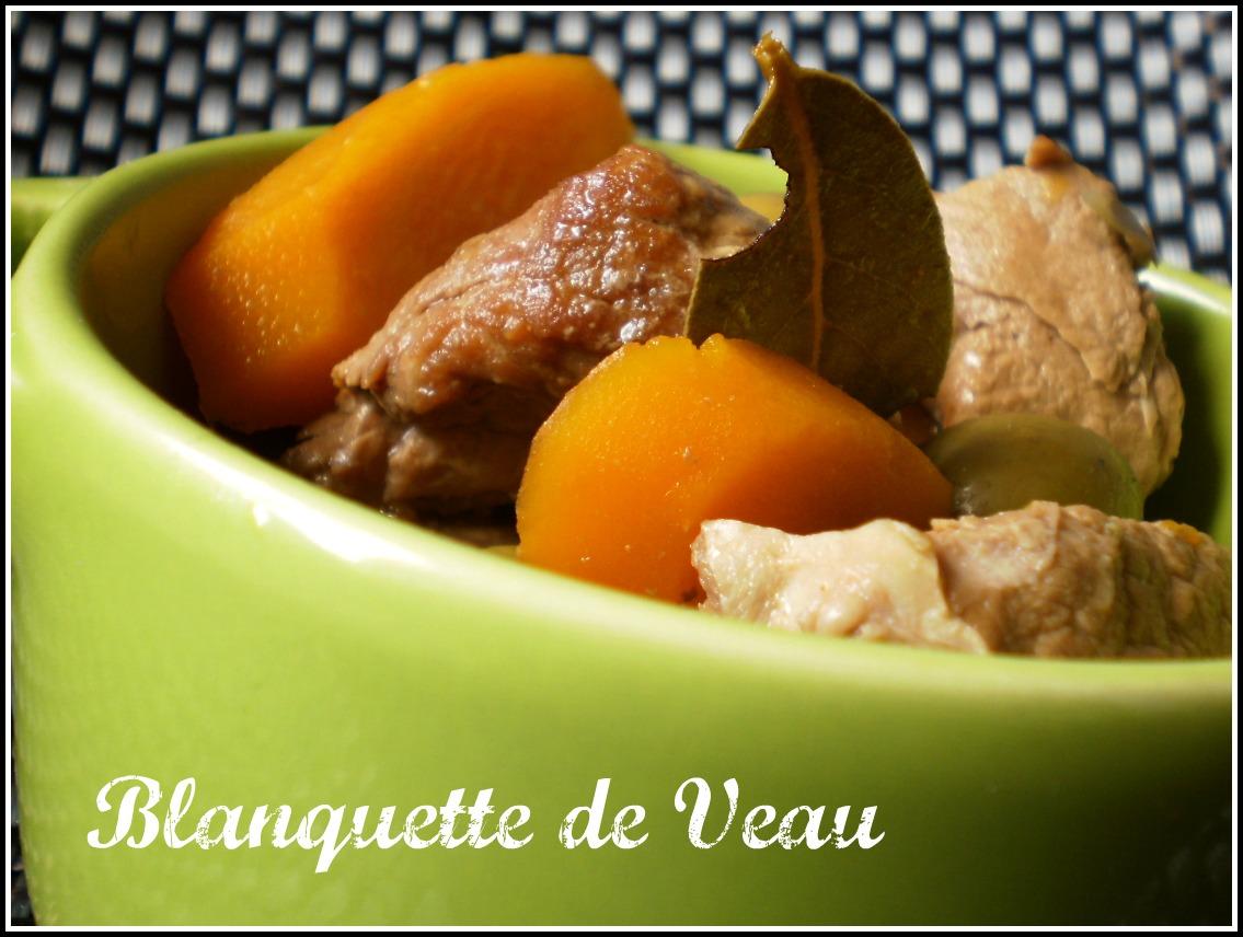 Recettes mijoteuse tournus - Cuisine blanquette de veau ...