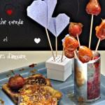 recette de la brioche perdue et fraises d'amour pour un dessert romantique