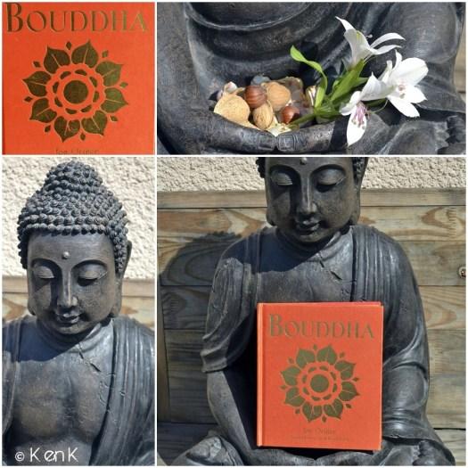 theme 24 nourriture et livre de bouddha