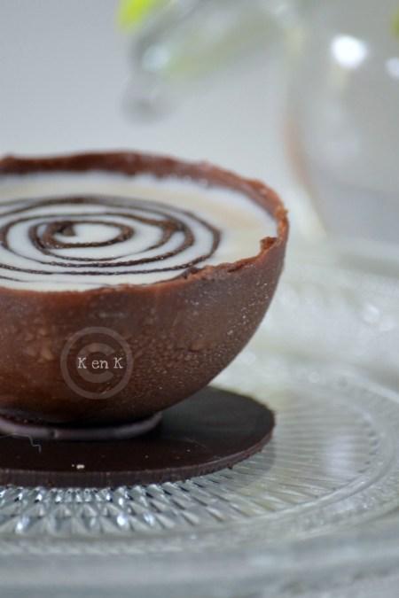 dessert-glace-recette-blog- Demi sphere chocolat