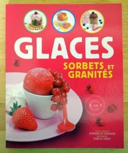 """Recette du livre """"Glaces, sorbets et granités"""""""