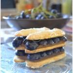 Cuisine saine Charlotte aux raisins et pâte de coing Culino Versions