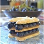 Cuisine Bio, charlotte aux raisins et pâte de coing