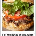 Recette américaine du hamburger de boeuf maison
