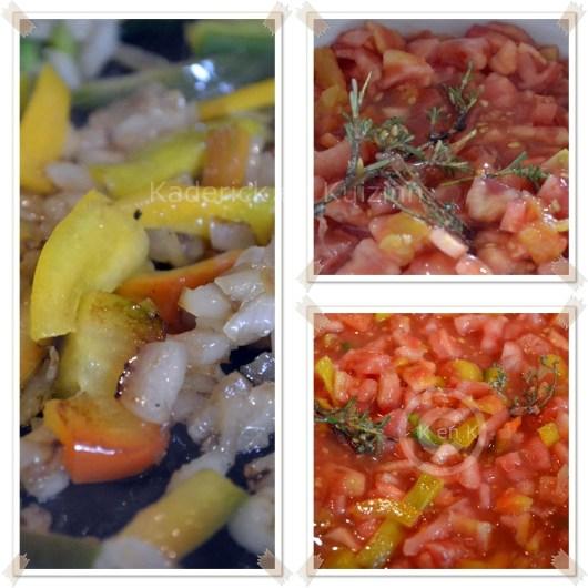 Cuisine Bio-recette de la sauce tomate bio