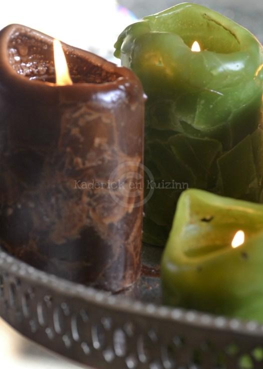 Theme 46 Projet 52-photo de bougies