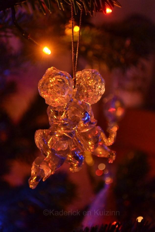 Photo de deux Anges de Noël pour le Projet 52