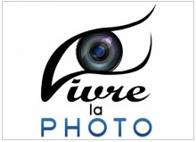 Logo du blog vivre la photo