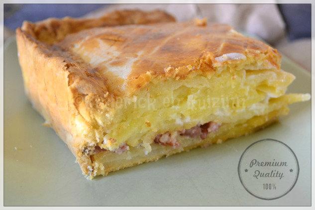 P t de pomme de terre recette de cyril lignac - Pate a gaufre cyril lignac ...