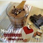 Recette du moelleux au chocolat et caramel de cacahuète offert par la biscuiterie Vénètes