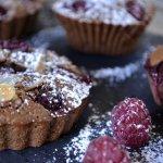 Recette clafoutis au chocolat et framboises avec partenariat Zaabär chocolatier Belge