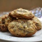 Recette cookies chocolat noisette de la marque Zaabär® pour un goûter gourmand