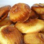 Recette madeleine coeur caramel au beurre salé ~ Biscuiterie des Vénètes mon partenaire sur Kaderick en Kuizinn©
