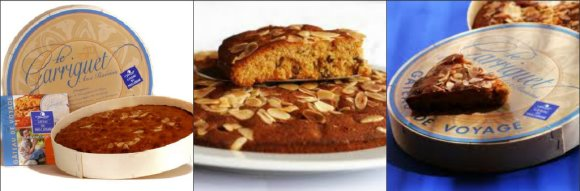 Garriguet le gâteau de voyage du pays cathare - Kaderick en Kuizinn©