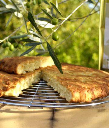 Recette pompe à l'huile d'olive pour mon partenaire Terre de Crète® - Kaderick en Kuizinn©