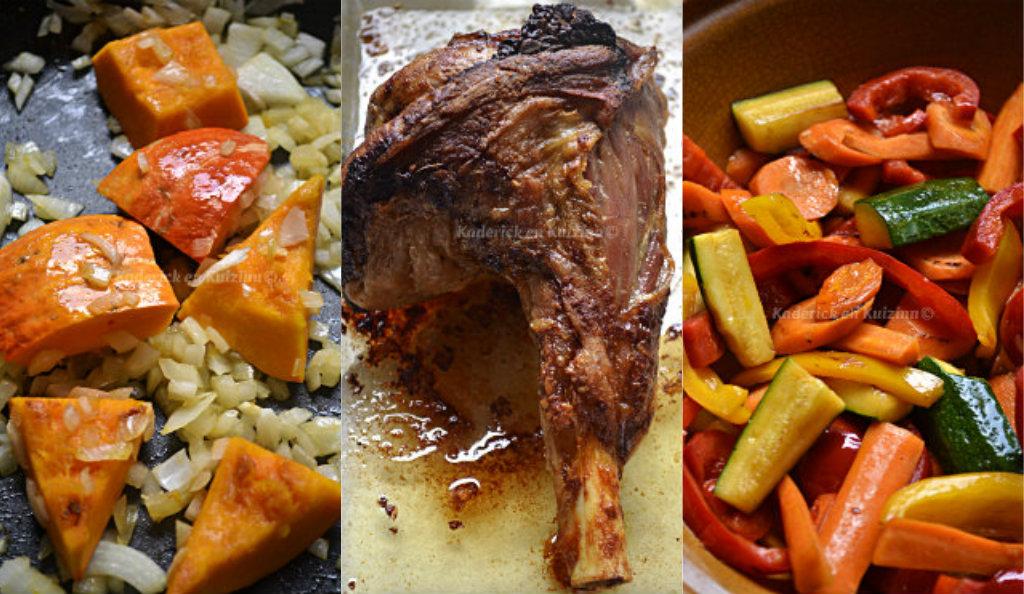 Souris agneau en tajine l gumes d 39 automne recette cuisine - Comment cuisiner les souris d agneau ...