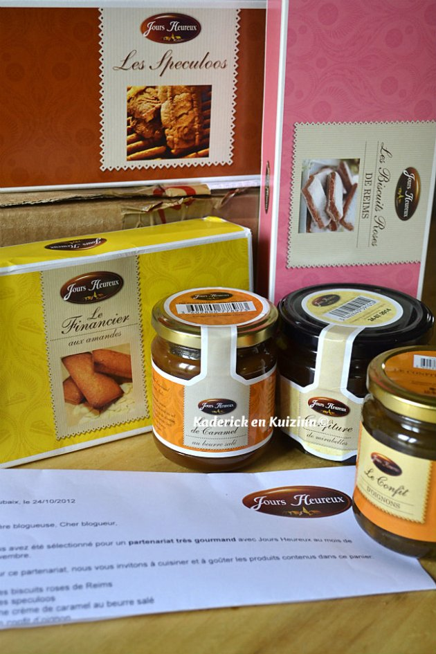 Partenariat concours avec la boutique Jours Heureux et offre de produits