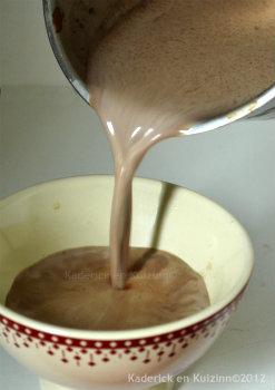 Ingrédients du chocolat chaud et Recette du gâteau renversé à l'ananas caramélisé pour un joli souvenir d'enfance - Kaderick en Kuizinn©