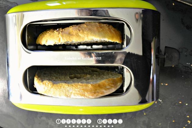 Toaster bagel Paranello