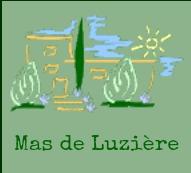 logo Mas de Luzieres St Andre de Bueges