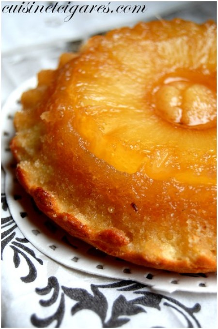 recette Gateau-Renverse-Ananas-2