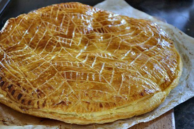 Piphanie recettes de galette frangipane ou galette des rois kaderick - Epiphanie galette des rois ...