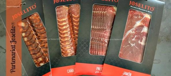 Slider partenariat Joselito®, le meilleur jambon ibérique nourrit aux glands - Kaderick en Kuizinn©2013