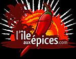 logo l'ile aux épices