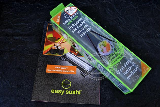 Easy sushi un nouveau partenariat pour faire facilement ses sushis