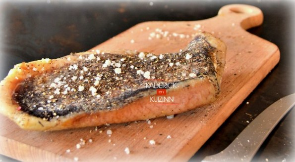 ingrédients magret canard séché au thym, poivre et piment d'Espelette - recette de fêtes et noël
