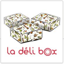Delibox le logo