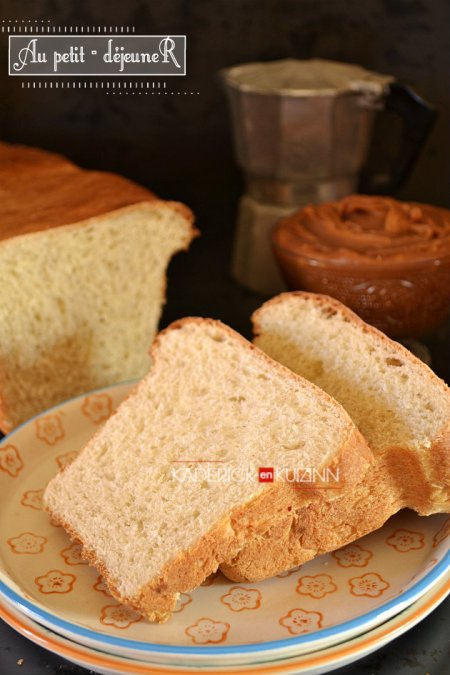 Dégustation du pain de mie moelleux et aérien - recette boulangerie