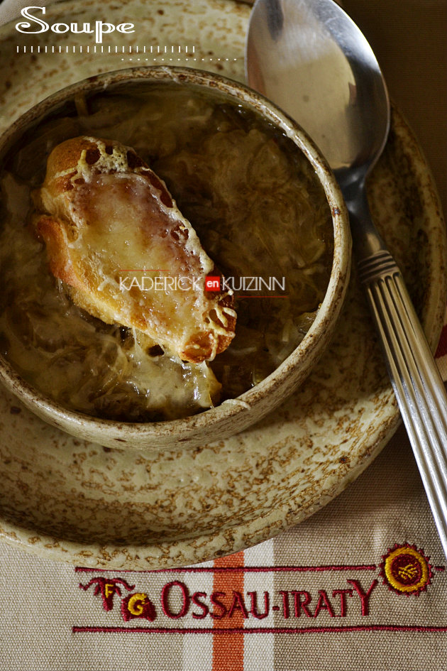 Soupe l 39 oignon gratin e ossau iraty le fromage brebis a o c - Soupe a oignon maison ...