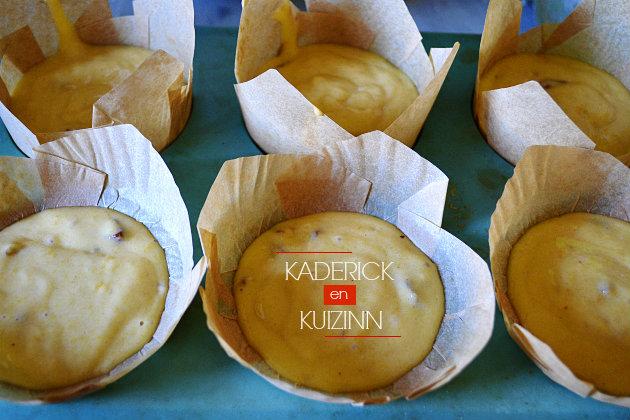 Moule en papier Gault & Frémont pour des muffins à la purée de citrouille - recette de goûter