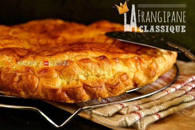 Recette frangipane pour la galette des rois classique par chef Simon - recette de chef
