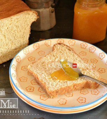 Recette pain de mie moelleux et aérien à la machine à pain - recette boulangerie