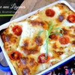 Recette lasagne - Lasagne de légumes à la provençale Culino Versions