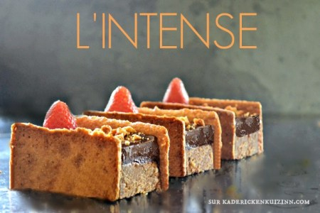 Recette du gâteau pâtissier l'intense tout chocolat