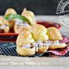 Minis choux - Recette des minis choux aux rillettes de thon
