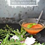 Juillet 2014 - Top 10 des recettes du mois de Juillet 2014