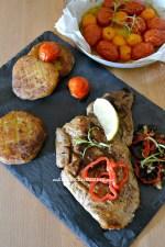 Carbonnade plancha - Grillade de porc marinée citron, piment d'Espelette et miel Cuisine plancha
