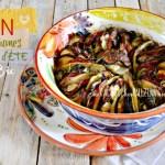 Tian provencal - Tian de légumes bio aux herbes de Provence