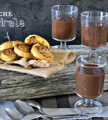 Ganache chocolat - Recette ganache chocolat noir mandarine de Jamie