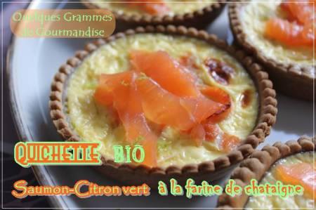 QuichetteSaumonCitronVertChataigne1 - recette 34